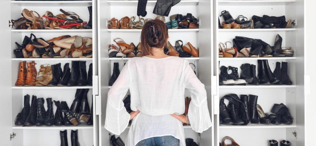 дамски летни обувки