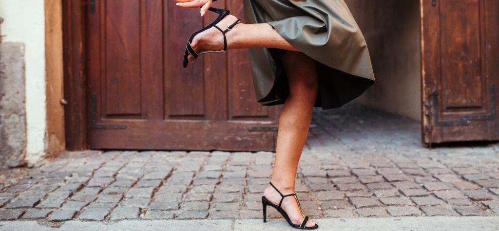 Могат ли обувките на ток да бъдат удобни