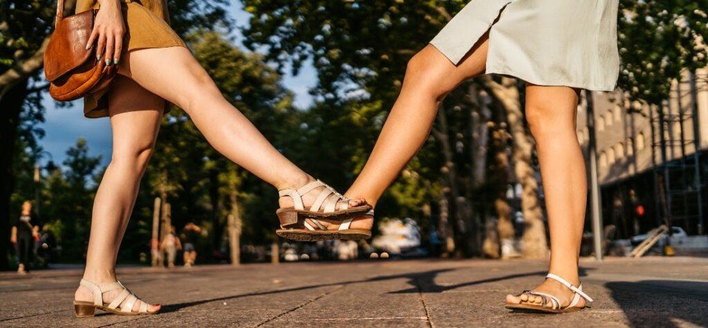 Защо да изберем гладиаторски сандали и през лято 2021
