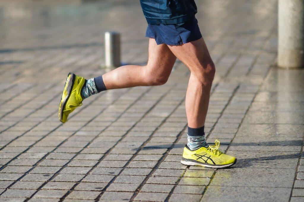 Как се избират маратонки за бягане